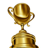 Trophy Award — Stock Photo
