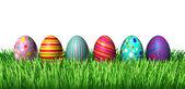 Decorated Eggs — Stock Photo