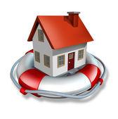House Insurance — Stock Photo