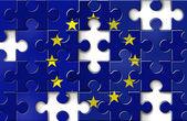 Europe Financial Crisis — Stock Photo