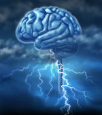 мозговой штурм — Стоковое фото