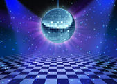 Dance Floor — Fotografia Stock