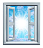 Window Of Opportunity — Stock Photo