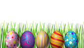 Easter holiday Eggs Decoration — Stock Photo