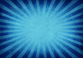レトロの爆発ブルーの背景 — ストック写真
