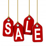 Price Tag Sale — Stock Photo