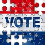 Democracy Vote Problems — Stock Photo #9996440