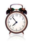 Vector alarm clock — Stock Vector