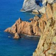 Stock Photo: Cabo dRoccliffs and Atlantic ocean, Portugal
