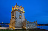 Torre de Belem (Belem Tower), Lisbon — Stock Photo