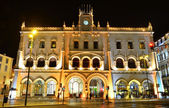 Rossio Train Station, Lisbon — Stock Photo