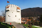 White Tower, Brasov, Romania — Stock Photo