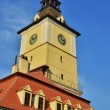 Brasov, Council Square tower — ストック写真