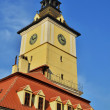 Brasov, Council Square tower - Stock Photo