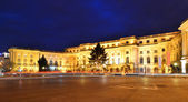 Royal Palace in Bucharest, Romania — Stock Photo