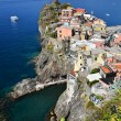Vernazza, small fisherman town in Cinque Terre — Stock Photo #8595222