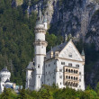 Neuschwanstein, Bavaria - Stock Photo