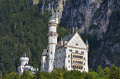 Neuschwanstein, Bavaria — Stock Photo