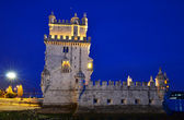 Belem Tower, Lisbon, Portugal — Stock Photo