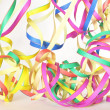 Party with garlands — Stock Photo
