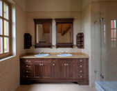 Bathroom - Home Interior — Stock Photo