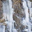 Frozen waterfall — Stock Photo #8802654