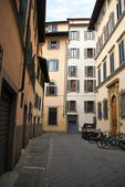 The streets of Florence — Stock Photo