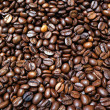 Roadsted coffee beans - Stock Photo