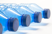 Bottles plastic — Stock Photo