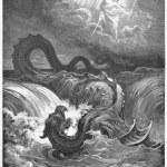 Постер, плакат: The Destruction of Leviathan