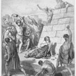 Постер, плакат: Martyrdom of Stephen
