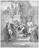 The Martyrdom of Eleazar the Scribe — Stock Photo
