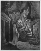 Auferstehung des lazarus — Stockfoto