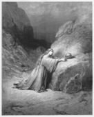 Mary Magdalene Repentant — Stock Photo
