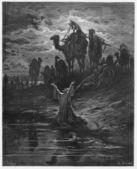La oración de jacob — Foto de Stock