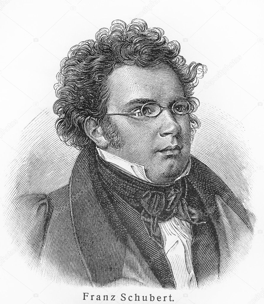 Franz Schubert - Wielcy Kompozytorzy - 15