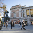Hermitage in El Prado Museum — Stock Photo