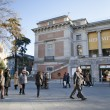 Hermitage in El Prado Museum - Stock Photo
