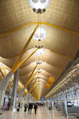 Madrid Barajas Airport T4 — Stockfoto
