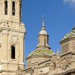 Zaragoza Cathedral — Stock Photo