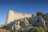 Castle of Montgri — Stock Photo