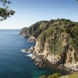 Costa Brava coastline - Stockfoto