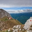 Mountain top - Stockfoto