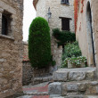 Stock Photo: Street of Eze