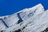 Winter berglandschap — Stockfoto