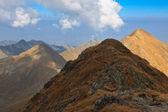 Bergen en wolken — Stockfoto