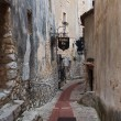 Street of Eze — Stock Photo #8364844