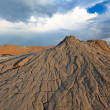 Mud Volcanoes in Buzau, Romania — Stock Photo #8520393