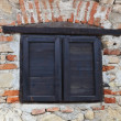 Medieval window — Stock Photo #8652732