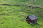 Landhaus — Stockfoto